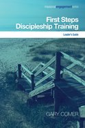 First Steps Discipleship Training