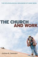 The Church and Work eBook