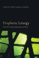Prophetic Liturgy eBook