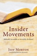 Insider Movements eBook