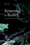 Returning to Reality eBook