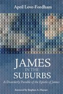 James in the Suburbs eBook