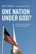 One Nation Under God? eBook