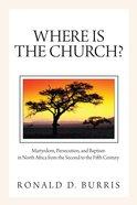 Where is the Church? eBook