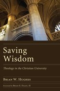 Saving Wisdom eBook