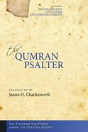 The Qumran Psalter eBook
