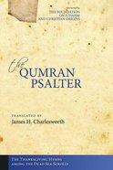 The Qumran Psalter eBook
