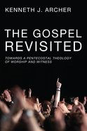 The Gospel Revisited eBook