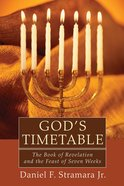 God's Timetable eBook