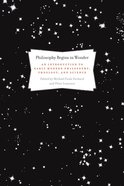 Philosophy Begins in Wonder eBook