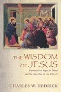 The Wisdom of Jesus eBook