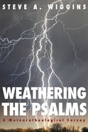 Weathering the Psalms eBook