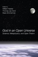 God in An Open Universe eBook