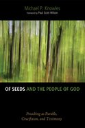 Of Seeds and the People of God eBook