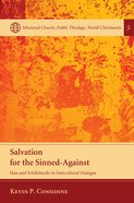 Salvation For the Sinned-Against eBook