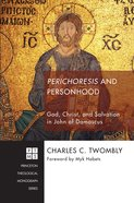 Perichoresis and Personhood eBook