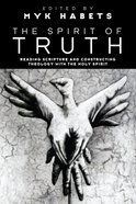 The Spirit of Truth eBook