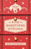 Five Questions of Christmas eBook