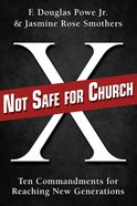 Not Safe For Church eBook