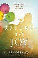 Return to Joy eBook