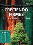 Creciendo Firmes En La Familia De Dios (La Serie 2: 7 Series) eBook