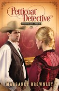 Ulc #01: Petticoat Detective (#01 in Undercover Ladies Series) eBook
