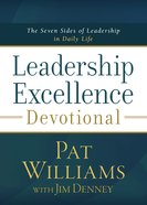 Leadership Excellence Devotional eBook
