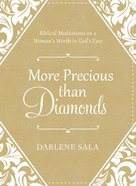 More Precious Than Diamonds eBook