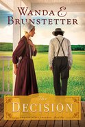 The Decision (#01 in The Prairie State Friends Series) eBook
