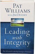 Leading With Integrity eBook