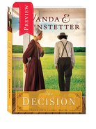 The Decision (Preview) (#01 in The Prairie State Friends Series) eBook