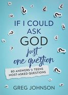 If I Could Ask God Just One Question eBook