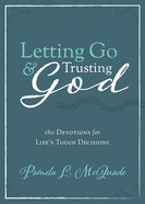 Letting Go and Trusting God eBook