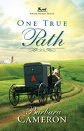 One True Path (#03 in Amish Roads Series) eBook