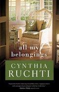 All My Belongings eBook