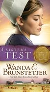 A Sister's Test (#02 in Sisters Of Holmes County Series) eBook