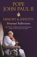 Memory and Identity eBook