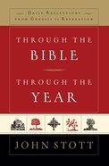 Through the Bible, Through the Year eBook