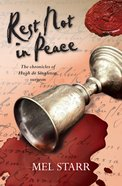 Rest Not in Peace (#06 in Hugh De Singleton Surgeon Series) eBook