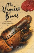 The Unquiet Bones (#01 in Hugh De Singleton Surgeon Series) Paperback