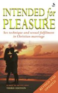 Intended For Pleasure eBook