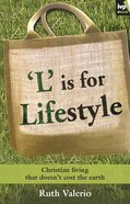 L is For Lifestyle eBook