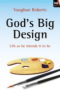 God's Big Design (New Larger Format) eBook
