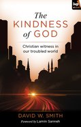 The Kindness of God eBook
