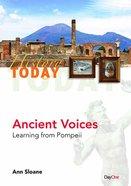 Ancient Voices eBook