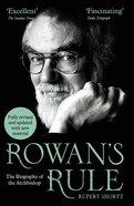 Rowan's Rule eBook