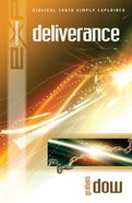Deliverance (Explaining Series) eBook