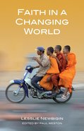 Faith in a Changing World (Alpha Course) eBook