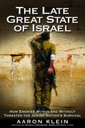 The Late Great State of Israel eBook