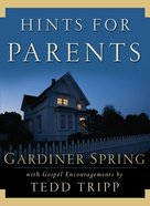 Hints For Parents eBook